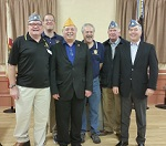 Thumbnail image for Squadron 283 Officers attend Detachment Exec Committee Meetings